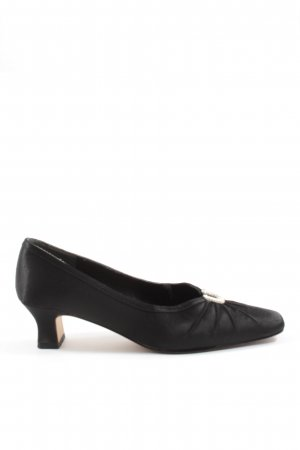 J Renee Loafers black elegant