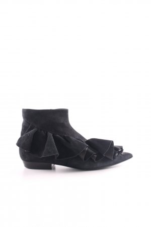 J.w.anderson Reißverschluss-Stiefeletten schwarz Casual-Look