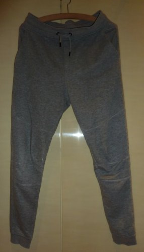 Core by jack & jones Trackies silver-colored cotton