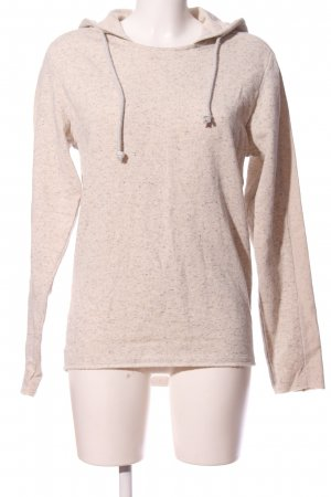 Jack & Jones Kapuzensweatshirt pink meliert Casual-Look