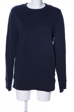 Jack & Jones Longpullover blau Casual-Look