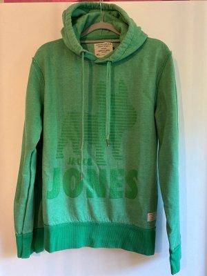 Core by jack & jones Hooded Sweatshirt grass green-lime-green
