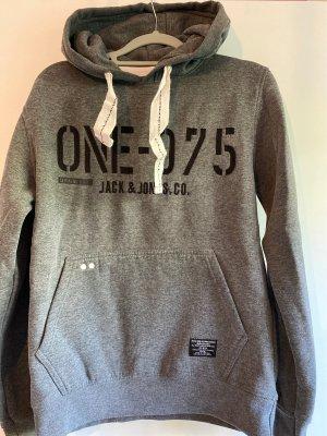Core by jack & jones Hooded Sweatshirt dark grey