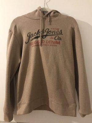 Premium by Jack&Jones Pull à capuche beige