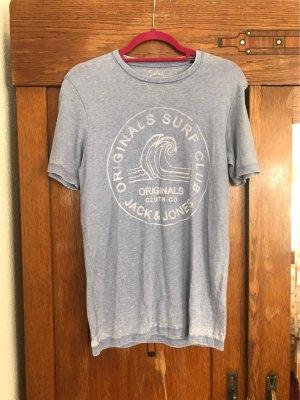 Jack&Jones T-Shirt unisex Neu hellblau