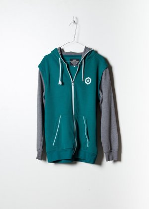Jack & Jones Unisex Sweatshirt in Grün