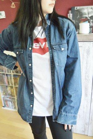 Jack & Jones Vintage Jeans hemd gr.M