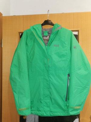 Jack Wolfskin Podwójna kurtka zielony