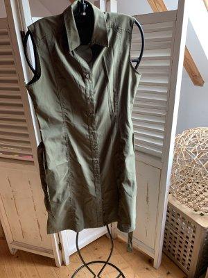 Jack Wolfskin Summer Dress olive green