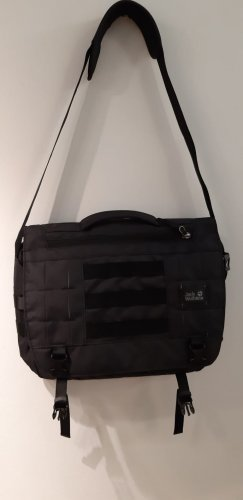 Jack Wolfskin Laptop bag black