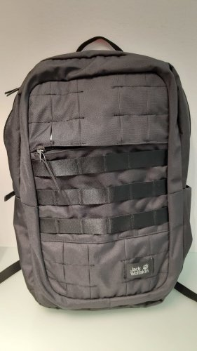 Jack Wolfskin Laptop Backpack dark grey-anthracite