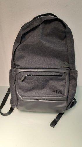 Jack Wolfskin School Backpack black-dark grey