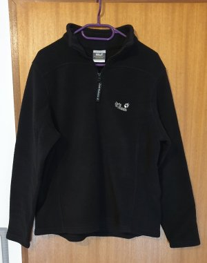Jack Wolfskin Fleece Jumper black