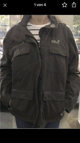 Jack Wolfskin damen Outdoor Jacke braun XL