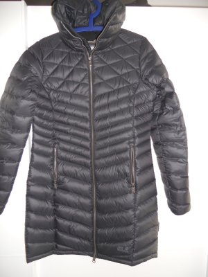 Jack Wolfskin Down Coat black