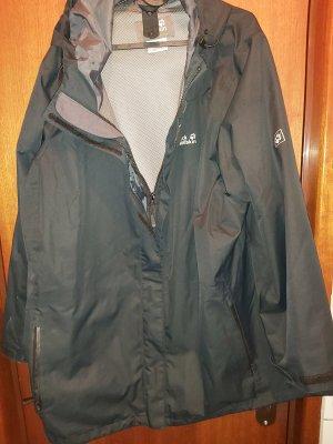 Jack Wolfskin Podwójna kurtka czarny