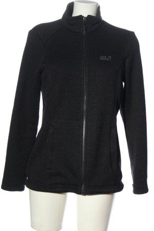 Jack Wolfskin Fleece Jackets black casual look