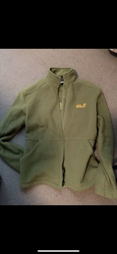Jack Wolfskin Fleece Jackets grass green