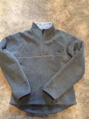 Jack Wolfskin Fleece Jackets steel blue