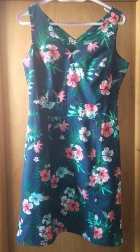Jack Wolfskin Mini Dress multicolored polyester