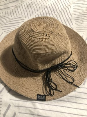 Jack Wolfskin Panama Hat beige-black