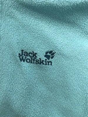 Jack Wolfskin Fleece Jackets baby blue