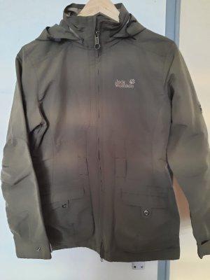 Jack Wolfskin Outdoor Jacket khaki