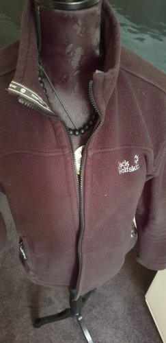 Jack Wolfskin Fleece Jackets black