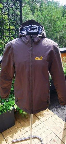 Jack Wolfskin Outdoor Jacket brown-dark brown