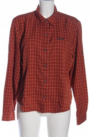 Jack Wolfskin Long Sleeve Shirt allover print casual look