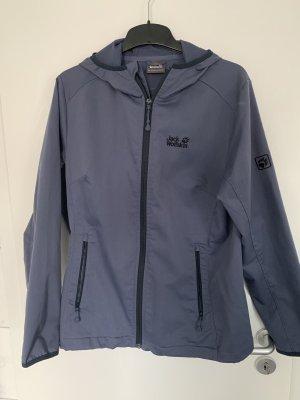Jack Wolfskin Outdoor Jacket blue