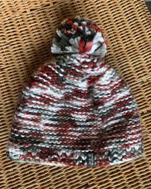 Jack Wolfskin Cappello a maglia multicolore