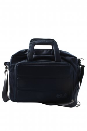 Jack Wolfskin Laptop bag blue casual look