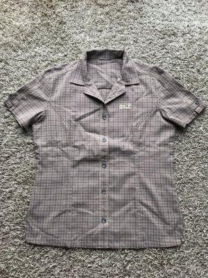 Jack Wolfskin Short Sleeved Blouse multicolored