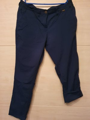 Jack Wolfskin Spodnie sportowe ciemnoniebieski