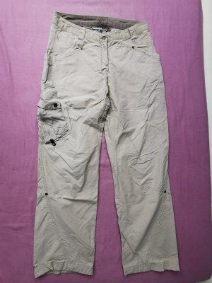 Jack Wolfskin Cargo Pants oatmeal