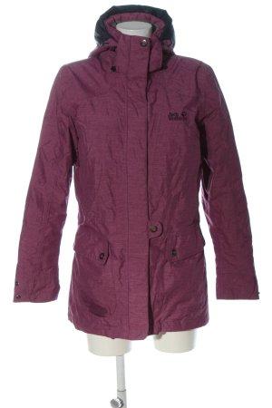 Jack Wolfskin Outdoor Jacket pink casual look