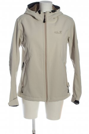 Jack Wolfskin Outdoorjacke wollweiß Casual-Look