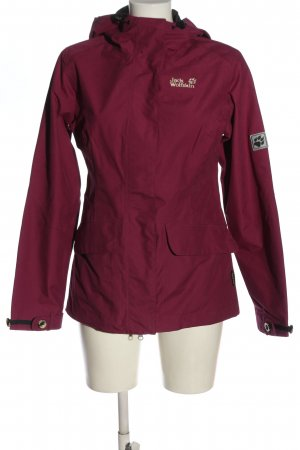Jack Wolfskin Outdoor Jacket lilac casual look