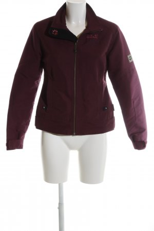 Jack Wolfskin Outdoor Jacket red casual look