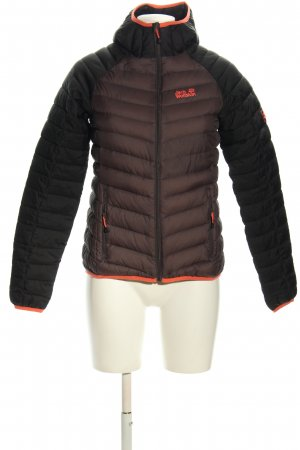 Jack Wolfskin Outdoorjacke Steppmuster Casual-Look