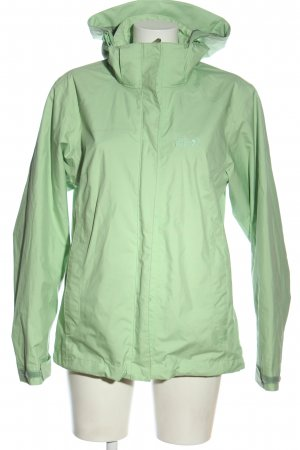 Jack Wolfskin Outdoorjacke grün Casual-Look