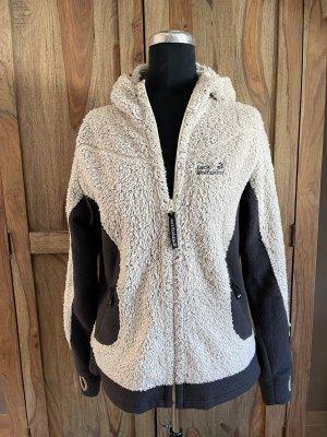 Jack Wolfskin Fleece Jackets natural white-taupe
