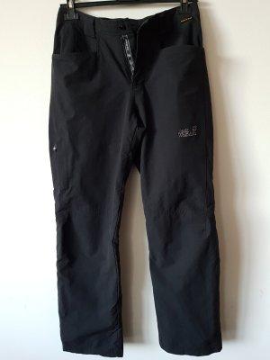Jack Wolfskin Pantalón de esquí negro