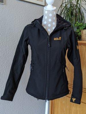 Jack Wolfskin Softshell Jacket black