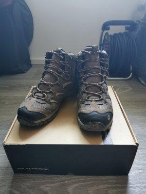 Jack Wolfskin Aanrijg laarzen veelkleurig