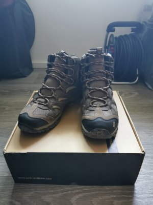Jack Wolfskin Lace-up Boots multicolored