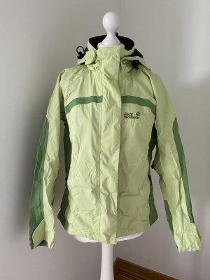 Jack Wolfskin Outdoor Jacket lime-green
