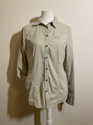 Jack Wolfskin Shirt Blouse cream
