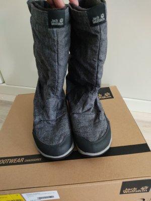 Jack Wolfskin Winter Boots dark grey